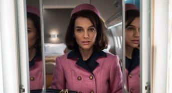 "Natalie Portman in ""Jackie,"" A Film That Has Balls of Steel"