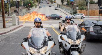 """Gay? Ick!  The Dreadful """"CHIPS"""" Marks The Unwelcome Return of Gay Panic Jokes To the Screen"""