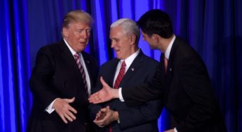 Trumpcare Bellyflop:  Now The GOP Wants To Take On Tax Reform?  Pass the Popcorn, Please!