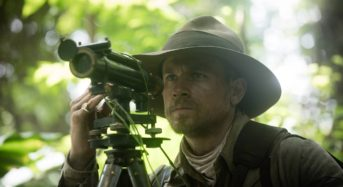"""The Lost City of Z"" — A Brave Explorer Sails Into the Depths of the Amazon Jungle.  But Why?"