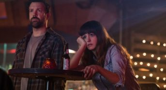 "Anne Hathaway, Jason Sudeikis and a Gigantic Green Lizard Stomping Around Seoul Star in the One-of-a-Kind ""Colossal"""