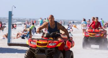 """""""Baywatch"""" — As Empty As the TV Show, But At Least There's Dwayne Johnson"""