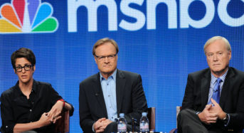 What the Hell Is Going On at MSNBC?