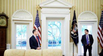 UPDATE:  The Mooch is Fired!  Trump's Worst Week So Far — Showdown in the Oval Office