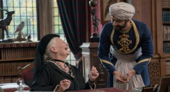 """""""Victoria & Abdul"""" — Judi Dench is a Hoot, but Otherwise There's Little Drama in This Drama"""
