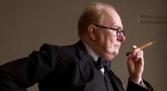 """Gary Oldman Will Likely Bellow His Way to an Oscar for """"Darkest Hour"""""""