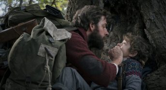 """Less Is More, and in the Case of John Krasinski's Brilliant """"A Quiet Place,"""" It's Much More"""