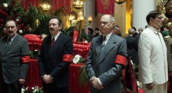 """""""The Death of Stalin"""" Might Have a Boring Title, But It's the Most Scathing Comedy of the Year"""