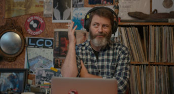 """Nick Offerman is Terrific in """"Hearts Beat Loud,"""" and Kiersey Clemons is a Rising Star"""
