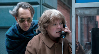 "Melissa McCarthy is Magnificent in the Slyly Heartbreaking ""Can You Ever Forgive Me?"""