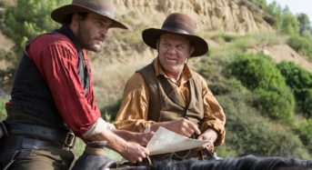 """An A-List Cast Delivers In """"The Sisters Brothers,"""" an American Western With a Gallic Twist"""