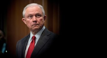 Midterms 2018 — After Democrats Retake the House, Trump Gives Jeff Sessions the Boot