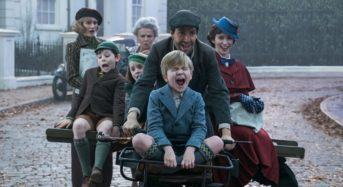 """Mary Poppins Returns"" Is a Worthy Successor to the Julie Andrews Classic"