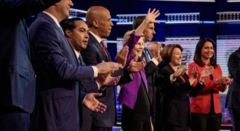 The 2020 Democratic Primary Race: The First Debate, Part I — Winners and Losers