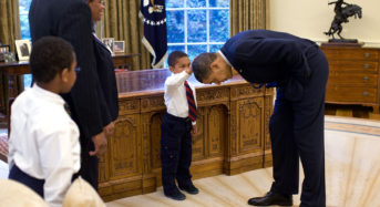 """Now Playing In Your Living Room: An Insight into the American Presidency via Pete Souza and """"The Way I See It"""""""