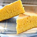Southern-Style Skillet cornbread