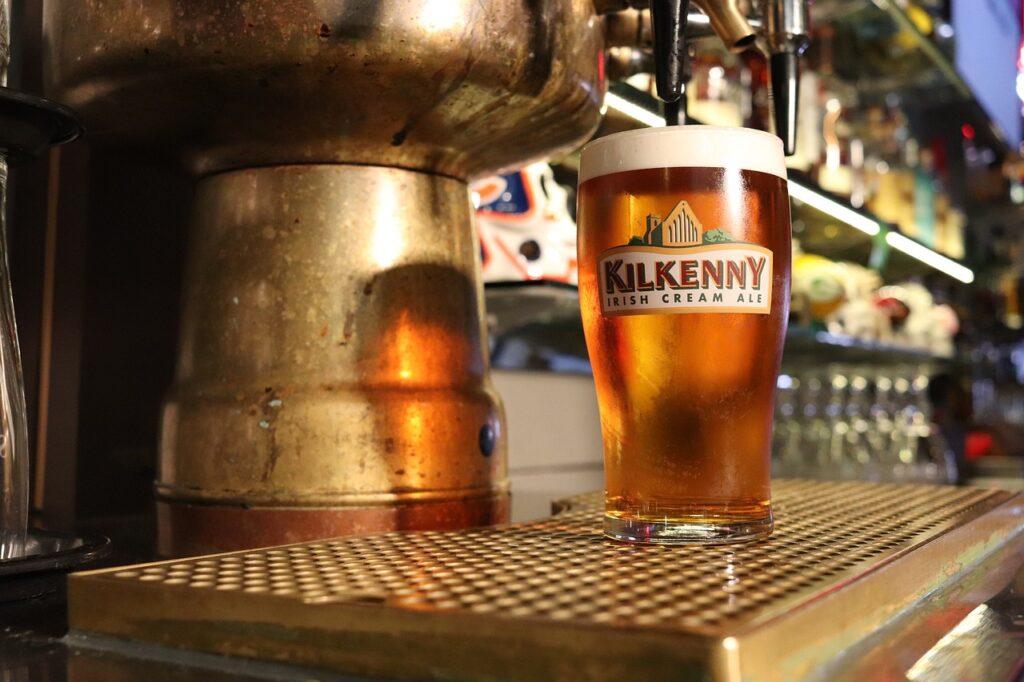 beer, irish, pub