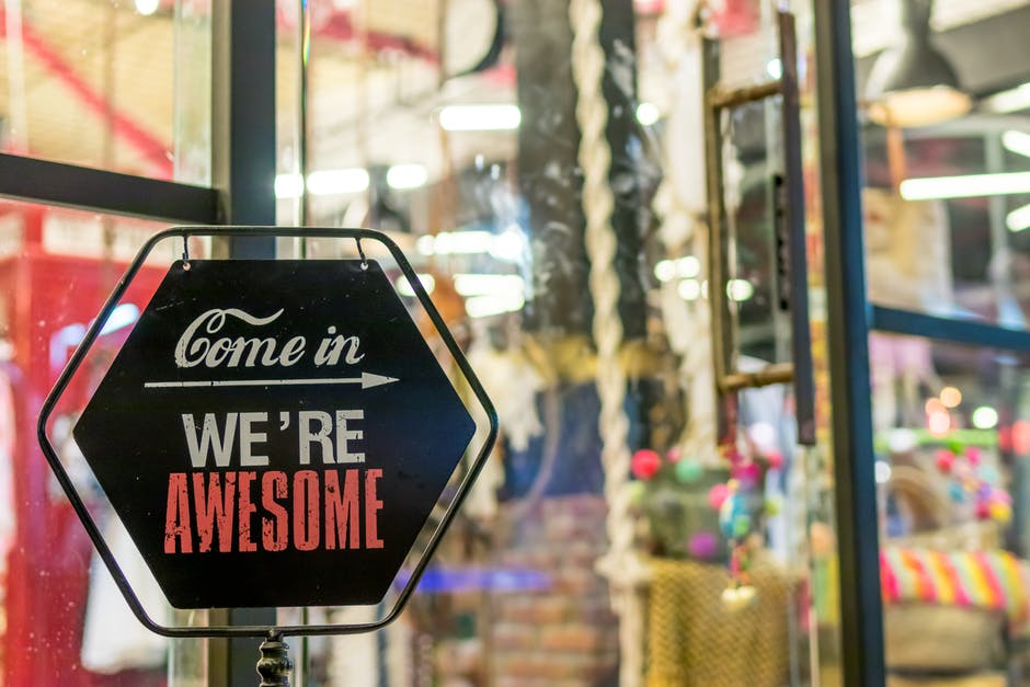 restaurant merchandising