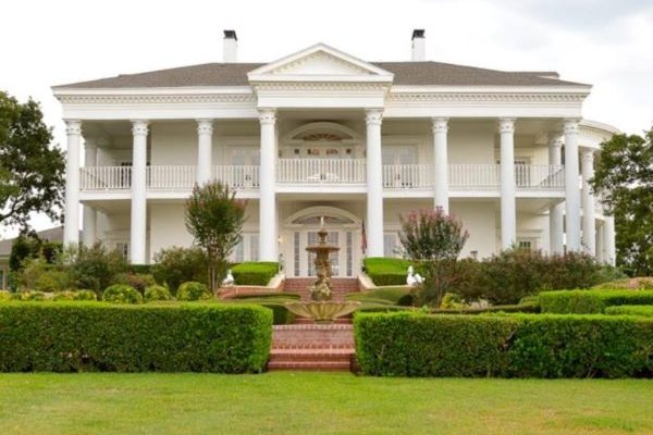 Lone Star Mansion Open House February 2019