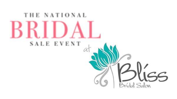 National Bridal Sale Week 2021