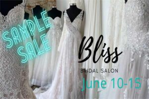 Wedding Dress Sample Sale