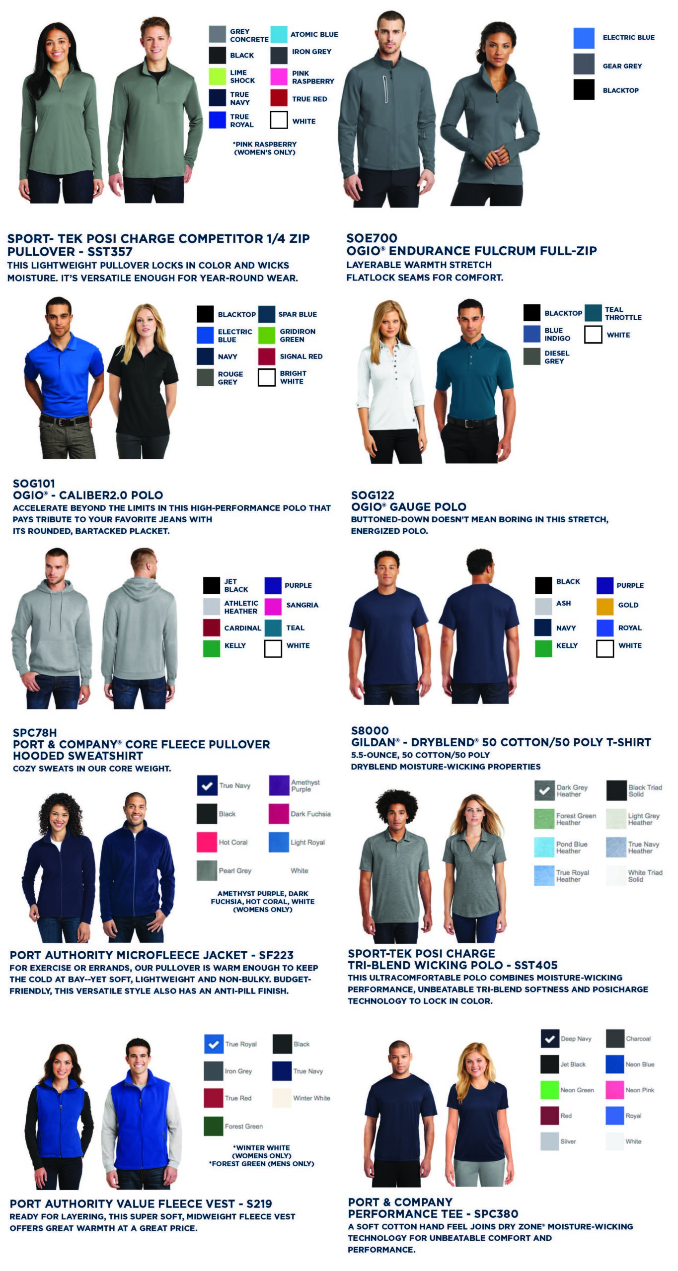 apparel & embroidery printing