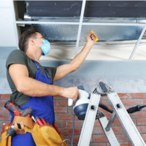 Portland air duct cleaning. indoor air quality. ductwork inspection