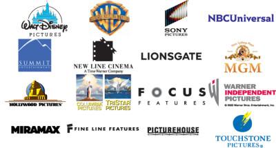 movie studio logos Movie Spoon
