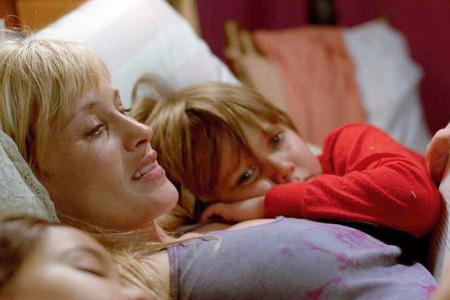 Patricia Arquette Boyhood Movie Spoon