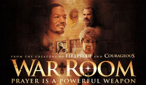 war room poster movie spoon
