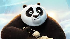 Kung Fu Panda Fights Past Star Wars