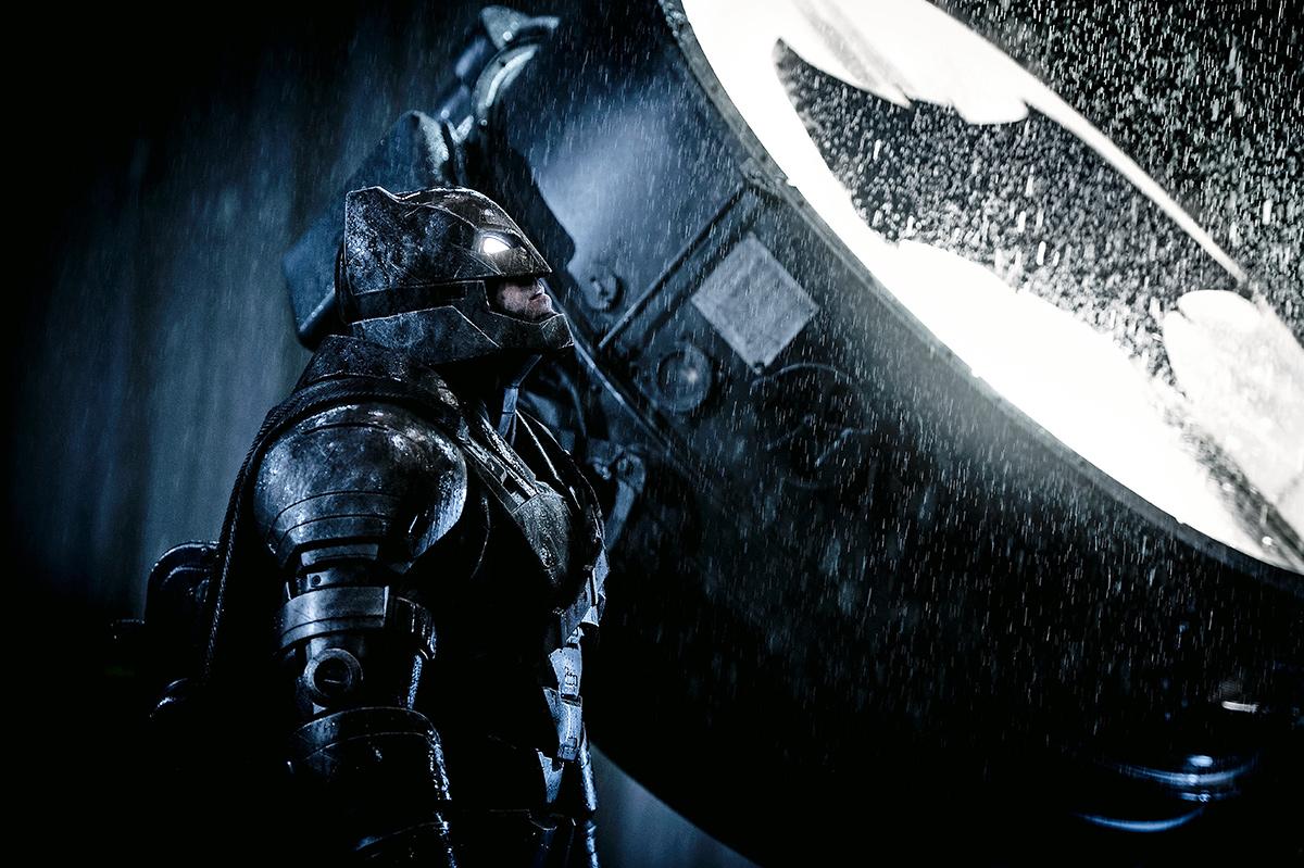 Batman v Superman Bat Signal Box Office MovieSpoon.com