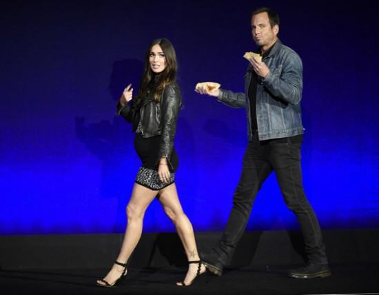 Megan Fox Will Arnett MovieSpoon.com