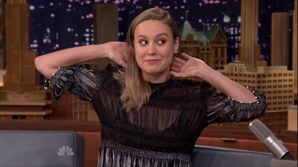 Brie Larson Captain Marvel MovieSpoon.com