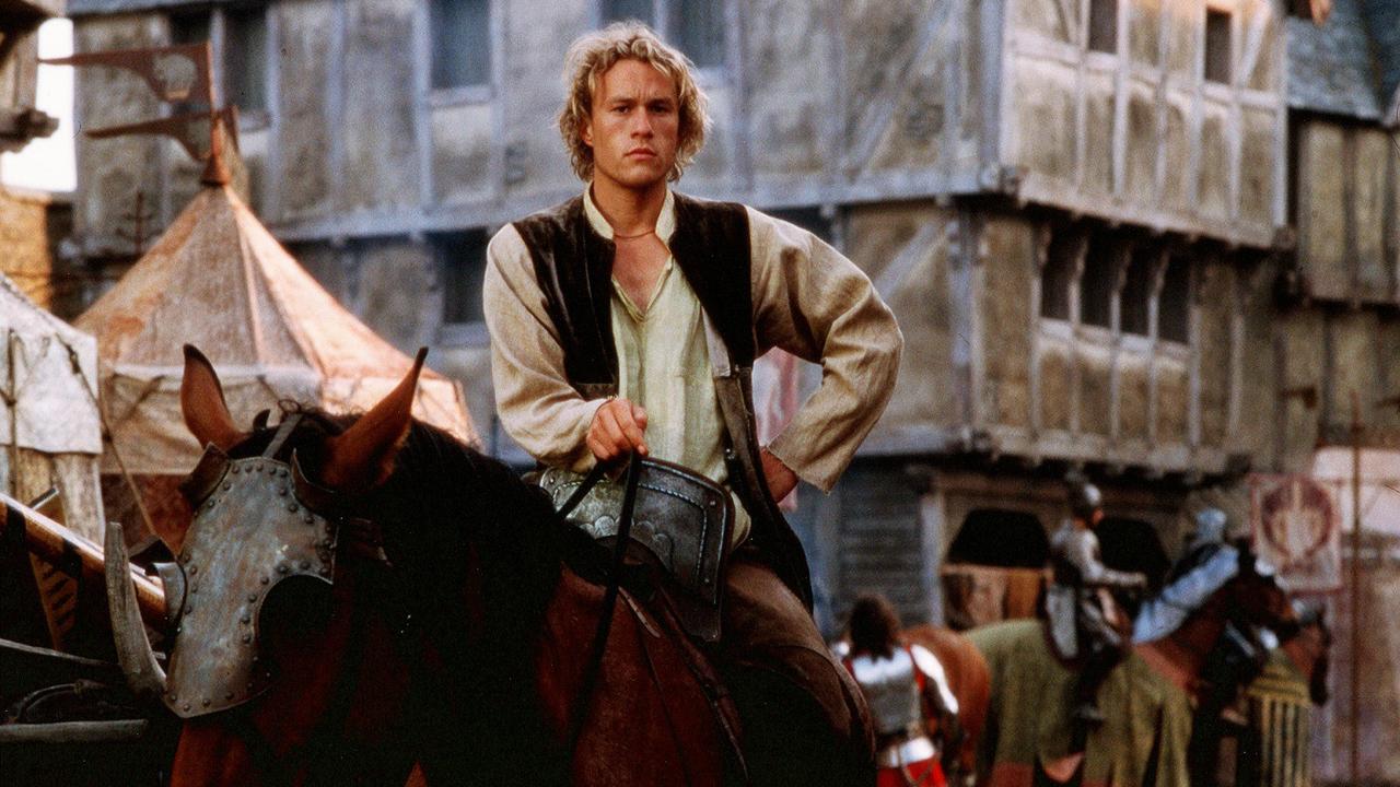 Heath Ledger MovieSpoon.com