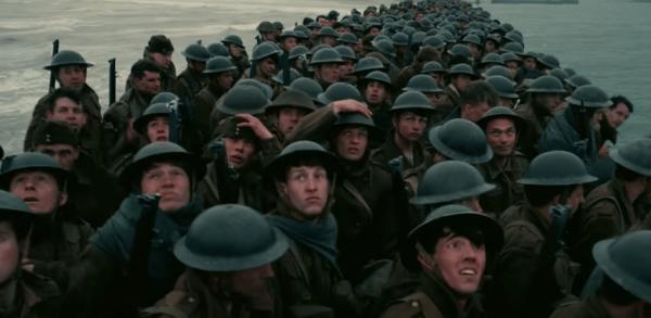 Dunkirk Christopher Nolan MovieSpoon.com