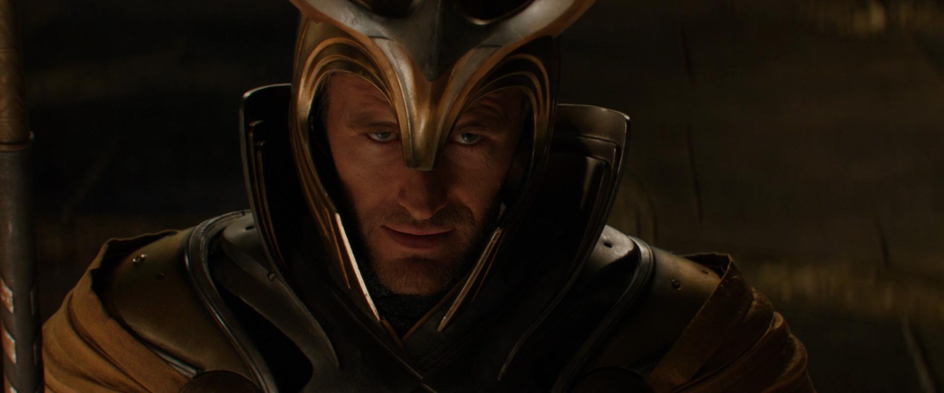 Anthony Hopkins Odin Thor: Ragnarok Loki Guard MovieSpoon.com