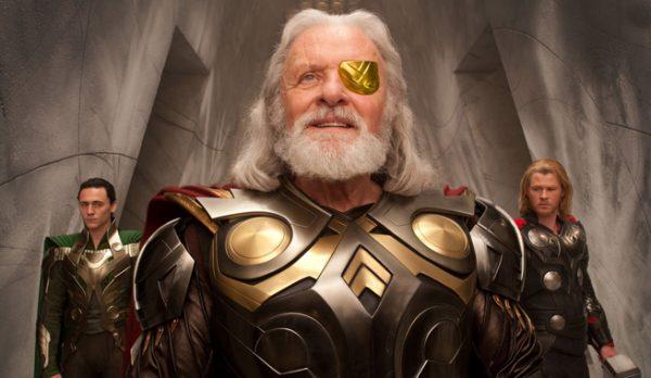 Anthony Hopkins Odin Thor: Ragnarok MovieSpoon.com