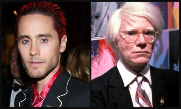 Jared Leto Andy Warhol MovieSpoon.com