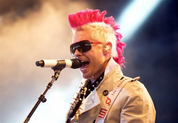 Jared Leto's Weirdest Hairstyles MovieSpoon.com