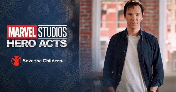 Doctor Strange Benedict Cumberbatch Marvel Hero Acts MovieSpoon.com