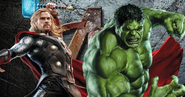 Thor: Ragnarok Hulk Mad Max MovieSpoon.com