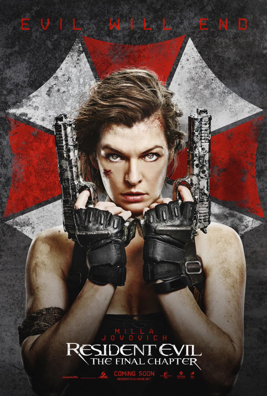 Resident Evil Trailer MovieSpoon.com