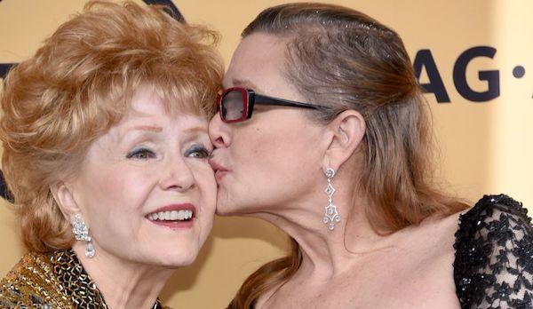Debbie Reynolds Carrie Fisher MovieSpoon.com
