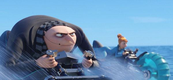 Despicable Me 3 Trailer MovieSpoon.com