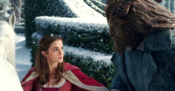 Beauty and the Beast Trailer MovieSpoon.com