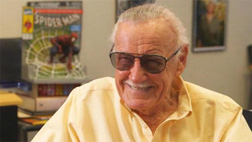 Stan Lee MovieSpoon.com Marvel