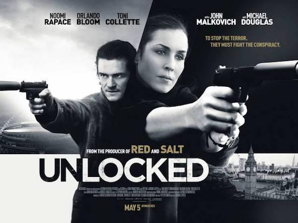 Unlocked Movie Trailer MovieSpoon.com