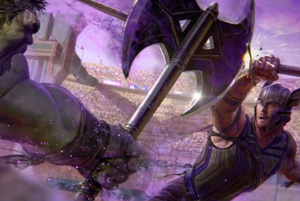 Thor: Ragnarok Concept Art MovieSpoon.com