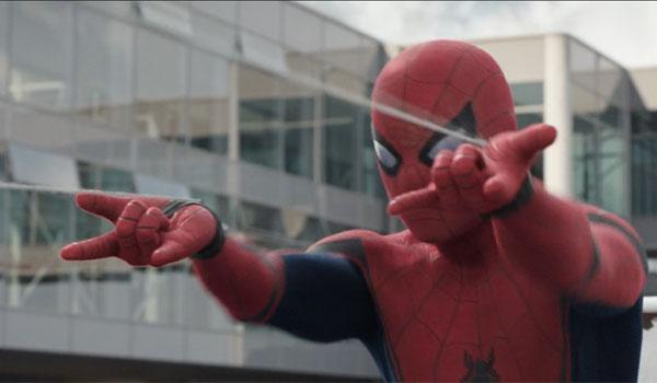 Spider-Man Homecoming MovieSpoon.com